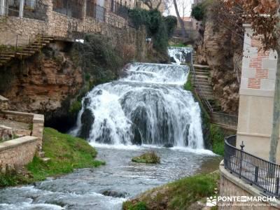 Monumento Natural Tetas de Viana - Trillo;excursiones desde madrid;